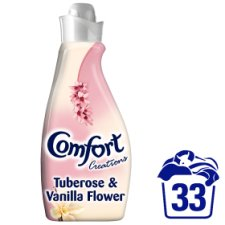 Comfort Creations Tuberose Fabric Conditioner 33 Washes 1.16L