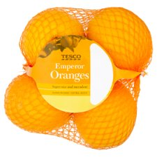 Tesco Emperor Oranges 4 Pack
