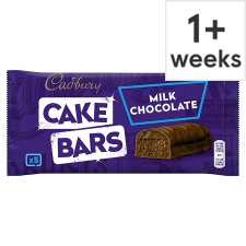 Cadbury Chocolate Cake Bar 5 Pack