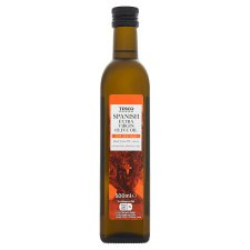 Tesco Spanish Extra Virgin Olive Oil 500Ml