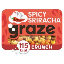 image 1 of Graze Spicy Thai Sriracha 26G