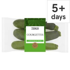 Tesco Courgettes