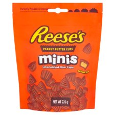 Reese's Peanut Butter Cups Minis Pouch 226G