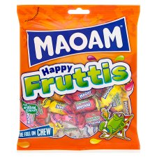Maoam Happy Fruttis 140G