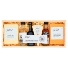 Tesco Finest Cheese And Tipple Gift Set
