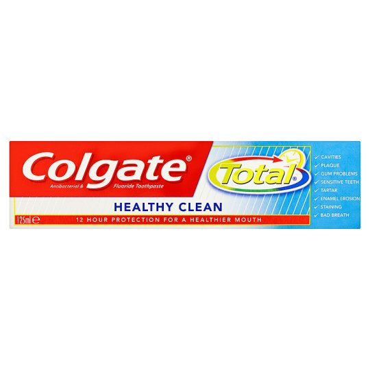 Colgate Total Advanced Clean Toothpaste 125Ml