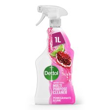 Dettol Clean And Fresh Spray Pomegranate 1L