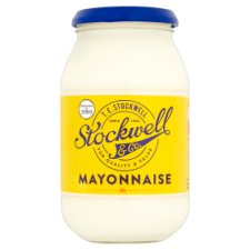 Stockwell And Co Mayonnaise 500Ml