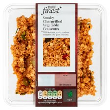 Tesco Finest Vegetable Cous Cous 250G