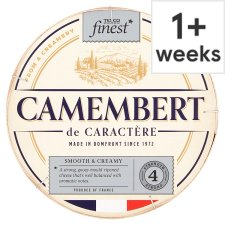 Tesco Finest Camembert 250 G