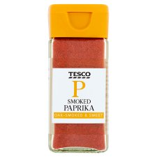 Tesco Smoked Paprika 48G