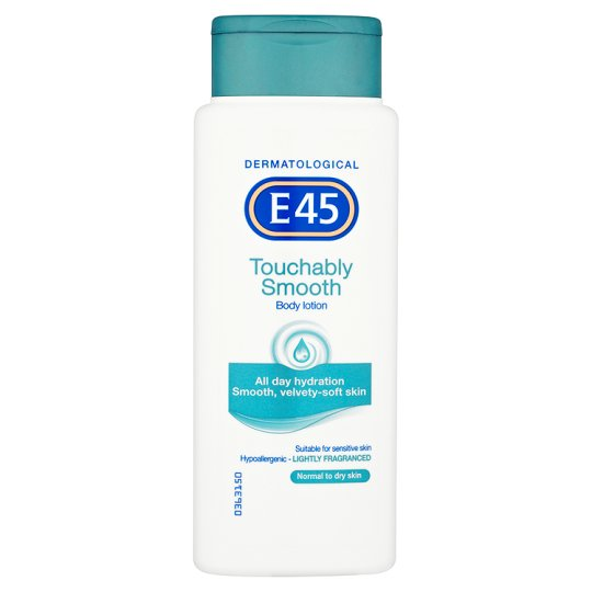 E45 Touchably Smooth Lotion 250Ml