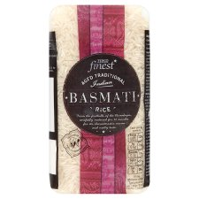 Tesco Finest Basmati Rice 500G