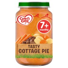 Cow & Gate Tasty Cottage Pie Jar 200G 7 Mth+