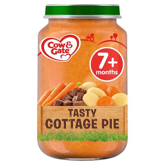 image 1 of Cow & Gate Tasty Cottage Pie Jar 200G 7 Mth+