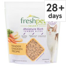 image 1 of Freshpet Roasted Chicken And Vegetable Fresh Cat Food 454G
