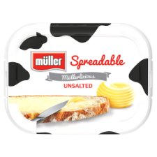 Muller Unsalted Spreadable 250G