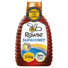Rowse Supahoney With Manuka And Vitamin C 250G