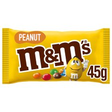 M&M's Peanut Peanut Bag 45G