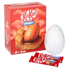 Nestle Kit Kat Large Chunky Egg 260G