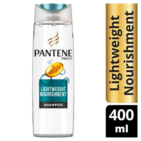 Pantene Light Weight Nourishment Shampoo 400Ml