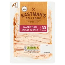 Eastman's Wafer Thin Roast Turkey 250G