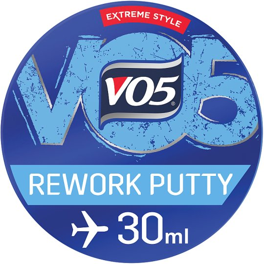 Vo5 Extreme Style Re Work Fibre Putty 30Ml
