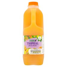 Tesco Tropical Juice Drink 2 Litre