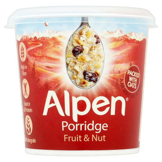 Alpen Fruit Nut Porridge 60G