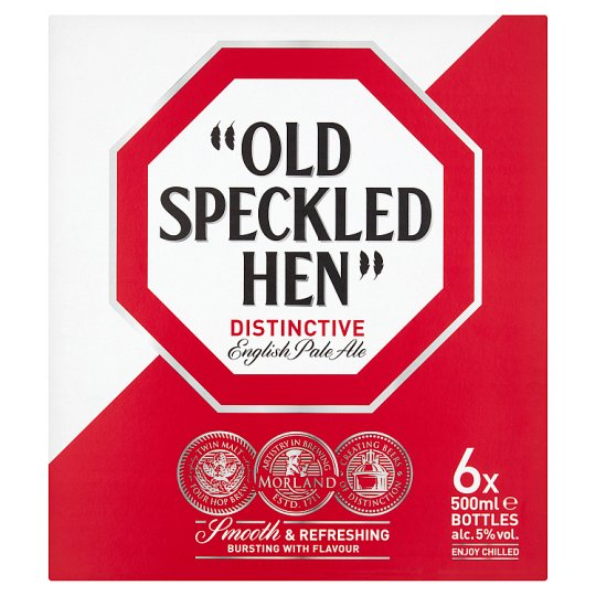 Old Speckled Hen 6X500ml