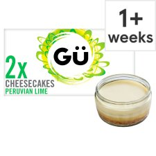 Gu Cheesecake Key Lime Pie (2X78g)