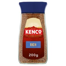 Kenco Rich Instant Coffee 200G