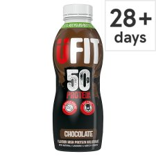 Ufit Pro50 Protein Drink Chocolate 500Ml