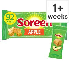 Soreen 5 Apple Lunchbox Loaves 150G