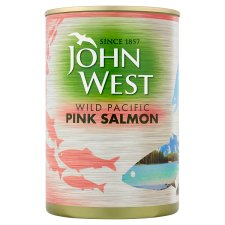 John West Pink Salmon 418Gm