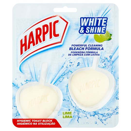 Harpic Hygenic Rim Toilet Cleaner With Bleach
