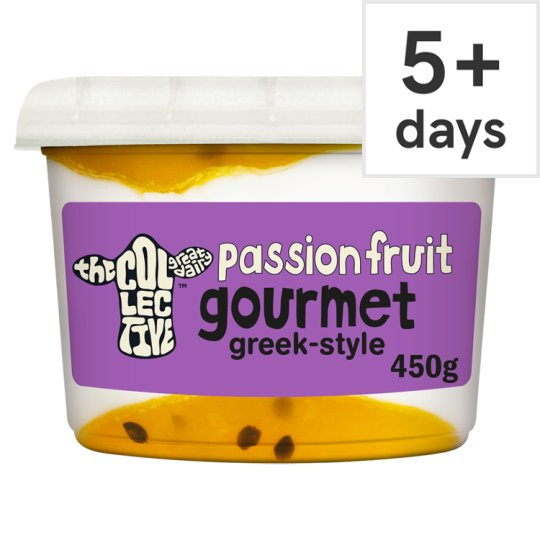 The Collective Passion Fruit Yogurt 450G