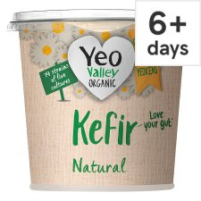 Yeo Kefir Natural Organic Yogurt 350G