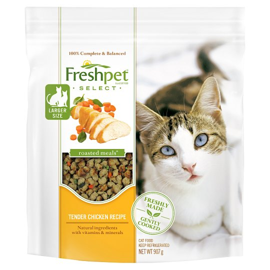 image 1 of Freshpet Roasted Chicken And Vegetable Fresh Cat Food 907G