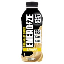 Up And Go Energize Protein Drink Banana 500Ml