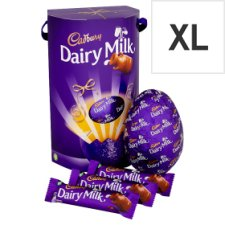 Cadbury Dairy Milk Chocolate Egg 311G
