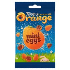 Terrys Chocolate Orange Mini Eggs 80G
