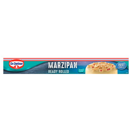 Dr Oetker Ready Rolled Marzipan 400G