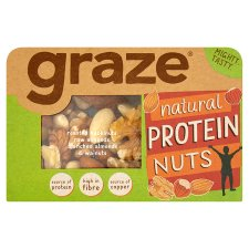 Graze Natural Energy Nuts 37G (P)
