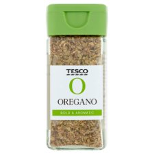Tesco Dried Oregano 14G