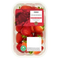 Tesco Strawberries 300G