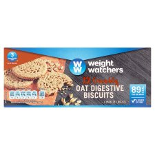 Weight Watchers Oat Digestive Biscuits 114G