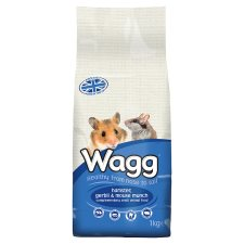 image 1 of Wagg Hamster Munch 1Kg