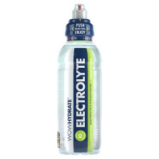 Wow Hydrate Lemon And Lime 500Ml