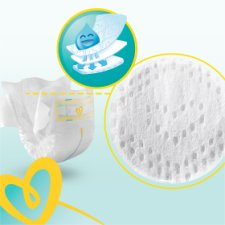 image 3 of Pampers New Baby Size 3 Essential Pack 50 Nappies